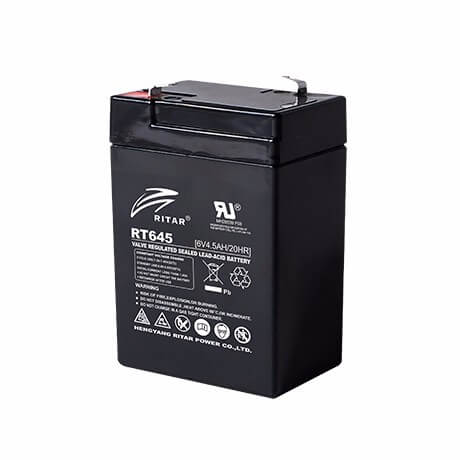 AGM VRLA Batteries from 1.3Ah to 28Ah