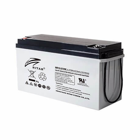 High Rate Discharge VRLA Batteries