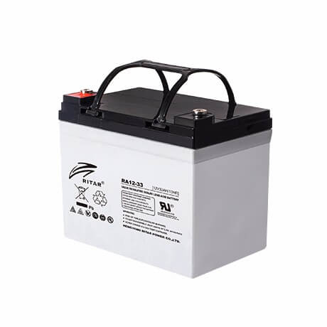AGM VRLA Batteries from 33Ah to 260Ah