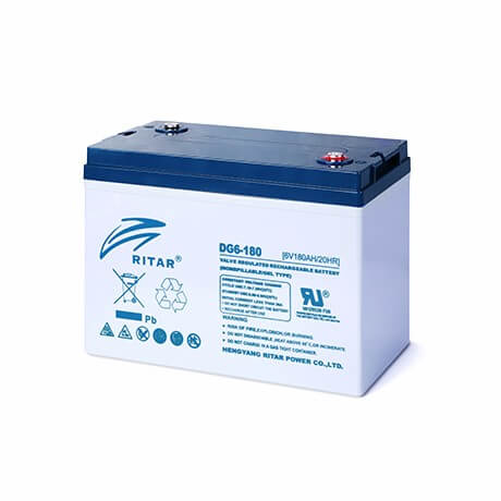 Deep Cycle GEL VRLA Batteries
