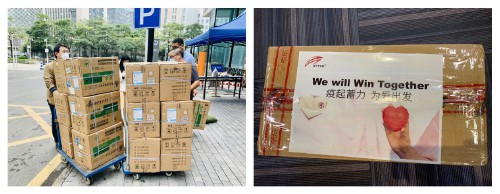 We are with you! RITRA prepares medical supplies for our global partners(图3)