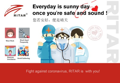 We are with you! RITRA prepares medical supplies for our global partners(图4)